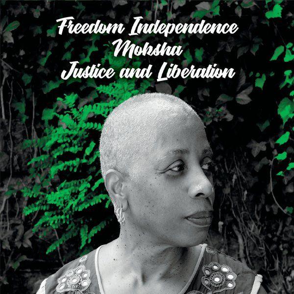 freedom independence moksha justice and liberation album cover