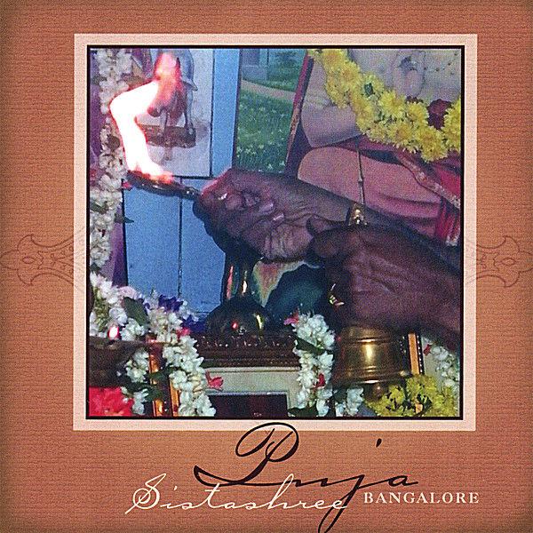 puja sistashree album cover