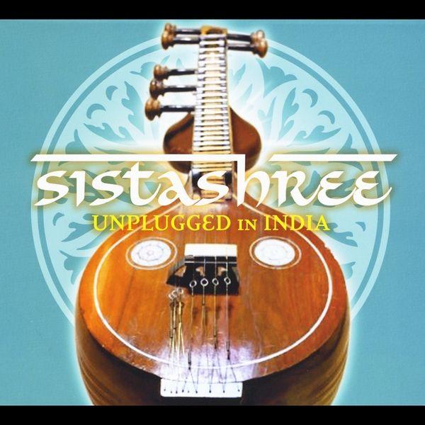 sistashree unplugged in india album cover